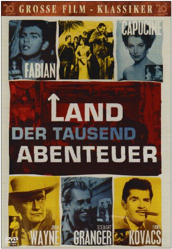 Land der tausend Abenteuer (John Wayne Western Collection)