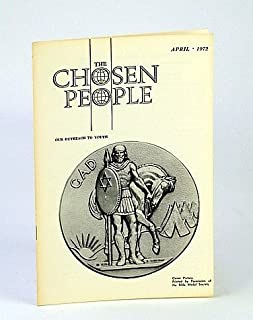 The Chosen People, April (Apr.) 1972 - What Camp Sar Shalom Meant in My Life