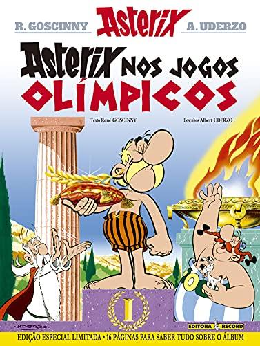 Asterix nos Jogos Olímpicos - Edição Capa Dura (Nº 12 As aventuras de Asterix)