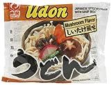 Myojo Udon Noodles Mushroom Flavor, 7.22-Ounce (Pack of 30)
