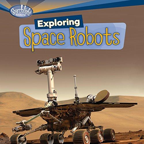 Exploring Space Robots copertina