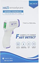 FBA: Non-Contact Digital Infrared Thermometer for Forehead Ear and Body Temperature LCD IR Body Forehead Thermometer Accur...