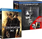 édition :Édition collector limitée Blu-ray Endoskull - Blu-ray 3D + Blu-ray + Blu-ray bonus + Crâne Terminator Format:blu_ray langue: espagnol;allemand;français;italian;japonais;anglais;anglais sous-titres:espagnol;allemand;français;italian;japonais;...