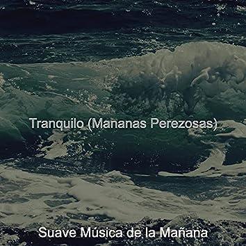 Tranquilo (Mananas Perezosas)
