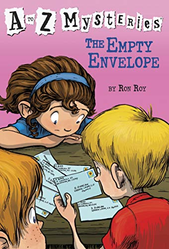 The Empty Envelope (A to Z Mysteries)