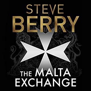 The Malta Exchange     Cotton Malone, Book 14              By:                                                                                                                                 Steve Berry                               Narrated by:                                                                                                                                 Scott Brick                      Length: 13 hrs and 31 mins     11 ratings     Overall 4.5