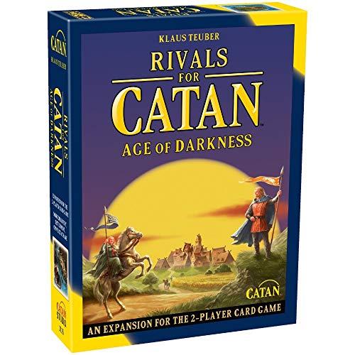 Catan Studios- Rivales Catan: Edad Oscuridad Nueva