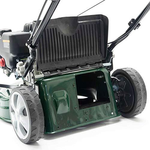 Webb Classic 41cm (16') Self Propelled Petrol Rotary Lawnmower