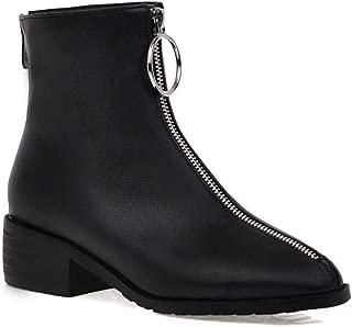 BalaMasa Womens ABS14160 Pu Boots