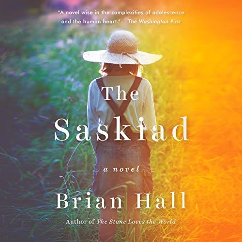 The Saskiad Audiobook By Brian Hall cover art