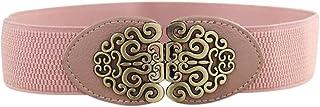 YouBella Jewellery Celebrity Inspired Adjustable Kamarband Waist Belt for Women/Girls (YB_Belt_50) (Pink), Large