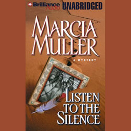 Listen to the Silence audiobook cover art