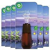 Airwick Essential Mist Recambio relajante de lavanda, 20 ml (1 unidad)