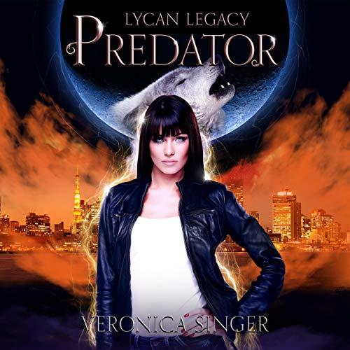Predator cover art