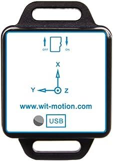 【9-Axis Offline Accelerometer Data Logger】 WT901SDCL Högprecisionsgyroskop + vinkel (XY 0,05 ° noggrannhet) + Magnetometer...