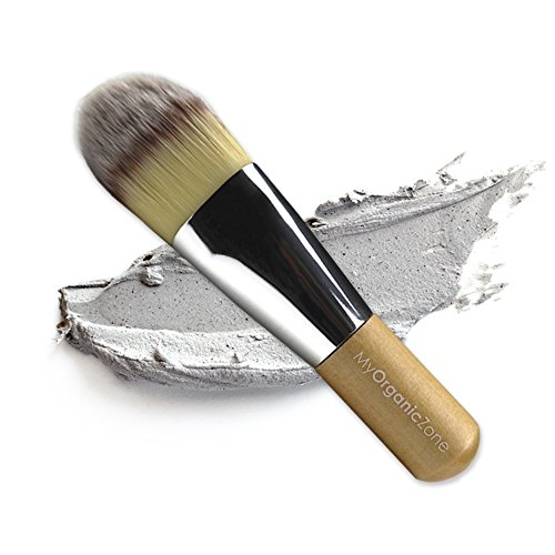 Face Mask Brush - Smooth, Soft and Even Applicator, to be used with Facial Mud Masks, Peel Offs or Oils