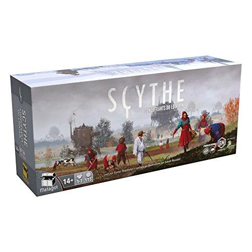 Scythe - Les conquérants du lointain (version francaise)
