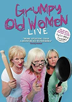 Grumpy Old Women Live