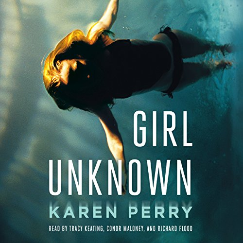 Girl Unknown audiobook cover art