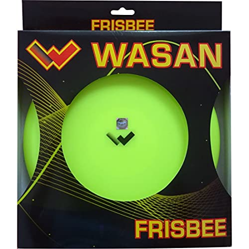 Wasan Flying Frisbee Disc - Suitable for All Ages