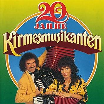 20 Jahre Kirmesmusikanten