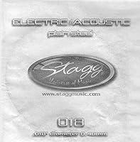 【正規品】 ERNIE BALL 1018 ギター弦 バラ弦 (.018) PLAIN STEEL STRING SINGLE プレーン・スティール・ストリング