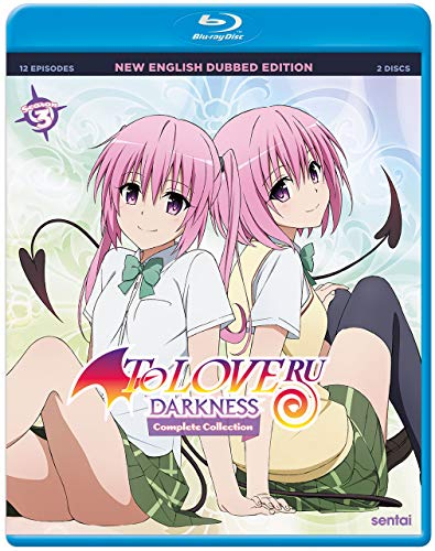 To Love Ru Darkness [Blu-ray]
