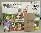 1982 U.S. Open Championship Pebble Beach Golf Course June 14-20, 1982 Season Ticket Package w/ The 1982 U.S. Open Book
