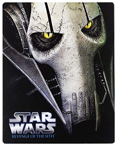 Star Wars: Episode III - Die Rache der Sith [Blu-Ray] [Region B] (Deutsche Sprache. Deutsche Untertitel)