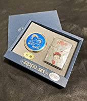 ZIPPO 1996年 Betty Boop 灰皿付き オイルライター ウエスタンベティブープ ジッポ