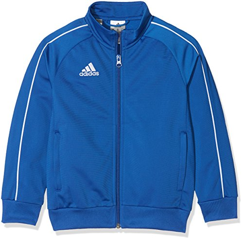 adidas CORE18 PES JKTY, Blau(Blau (Bold Blue/White)), 164