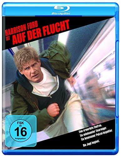 Auf der Flucht [Blu-ray]