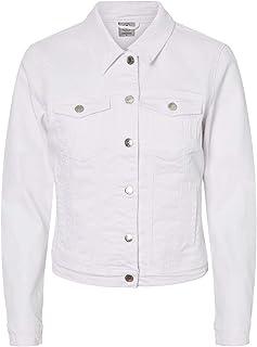 Vero Moda Vmhot SOYA LS Denim Jacket Mix Noos Chaqueta para Mujer