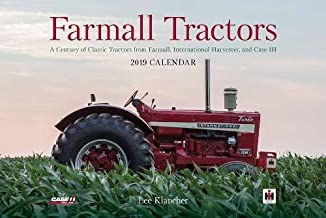 red tractor calendars