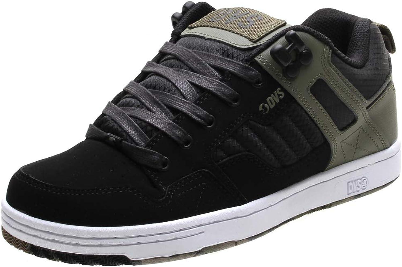 DVS Enduro 125 shoes - Olive Black Nubuck-UK 8