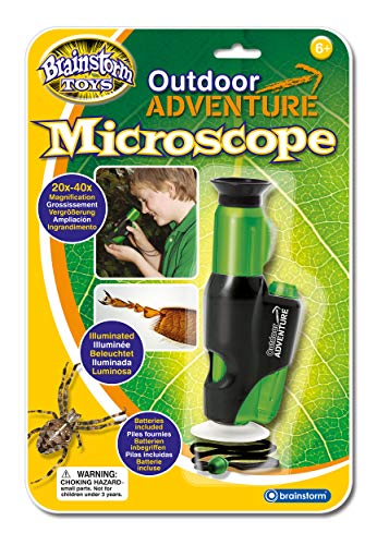 Outdoor Adventure Microscope STEM