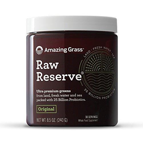 Amazing Grass Raw Reserve
