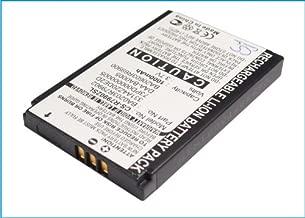 Battery Replacement for Creative Nomad Nomad Jukebox Zen Xtra Jukbeox Zen NX Nomad MuVo2 331A4Z20DE2D 73PD000000005 BA0203R79902 BA20603R69900