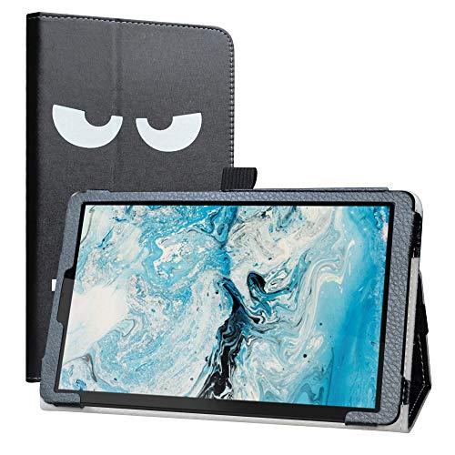 Labanema Funda para Lenovo Smart Tab M8,Slim Fit con Función de Soporte Folio Case Cover para 8' Lenovo Smart Tab M8 / Lenovo Tab M8 HD(2nd Gen)(TB-8505FS)(Not fit Lenovo Tab M8 FHD) - Don't Touch
