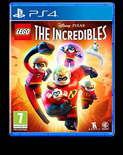 LEGO: The Incredibles (PS4)