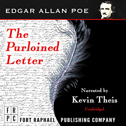 The Purloined Letter - Unabridged audiobook cover art