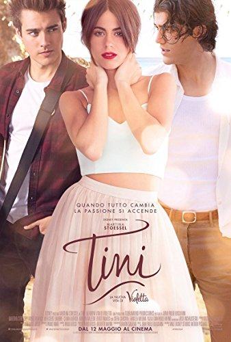 Tini El Gran Cambio De Violetta Movie Poster 70 X 45 cm