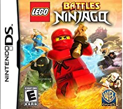 Lego Battles: Ninjago - Nintendo DS (Renewed)