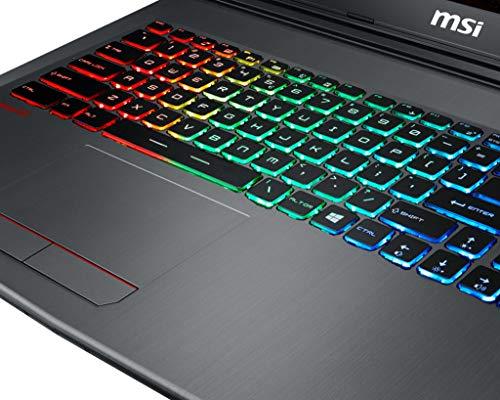 Compare MSI GF62VR 7RF-877 (GF62VR877) vs other laptops