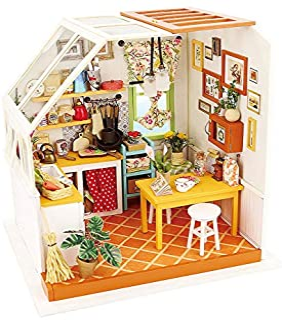Amazon Com Miniature Kitchen