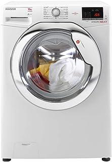 Hoover 10 Kg 1500 RPM 16 Programs Front Load Washing Machine, White - DXOC510C3/1-80