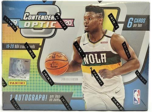 2019 Panini Contenders Optic NBA Basketball Hobby Box - Factory Sealed