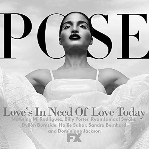 Pose Cast feat. MJ Rodriguez, ビリー・ポーター, Ryan Jamaal Swain, Dyllón Burnside, Hailie Sahar, Sandra Bernhard & Dominique Jackson