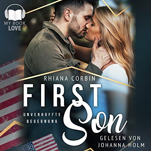 First Son (German edition) cover art