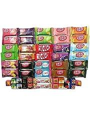 50 japanische Kit Kat Sortiment mit mehreren Geschmacksrichtungen japanische Süßigkeiten Schokolade